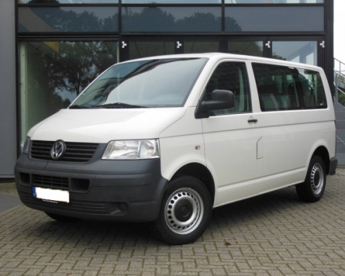 VolksWagen T5 Long 8+1