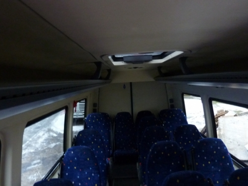 Автобус Mercedes Benz Sprinter 19+1