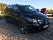 Mercedes Vito Long 8+1 Black