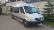Автобус Mercedes Benz Sprinter 19+1 grey